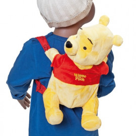 Zainetto Peluche Disney winnie the pooh