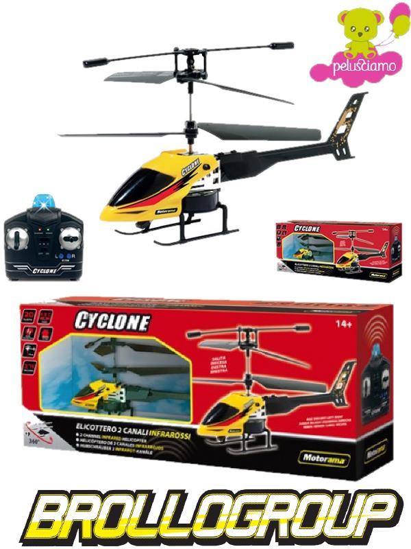 Zaino Elicottero : Gioco giocattolo motorama cyclone elicottero