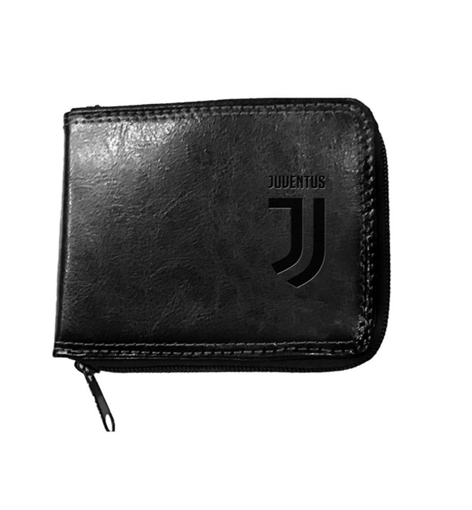informazioni per a4ed7 a8ce8 Portafoglio con Zip Uomo Juve Ecopelle Juventus JJ PS 09390