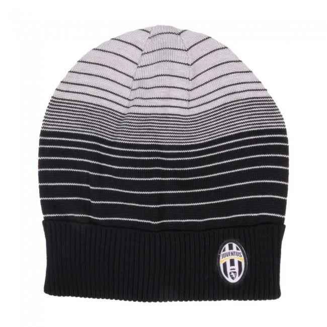 Cappello cuffia righe rasato Juve abbigliamento ufficiale Juventus  01137 6e91a5b1fdb5