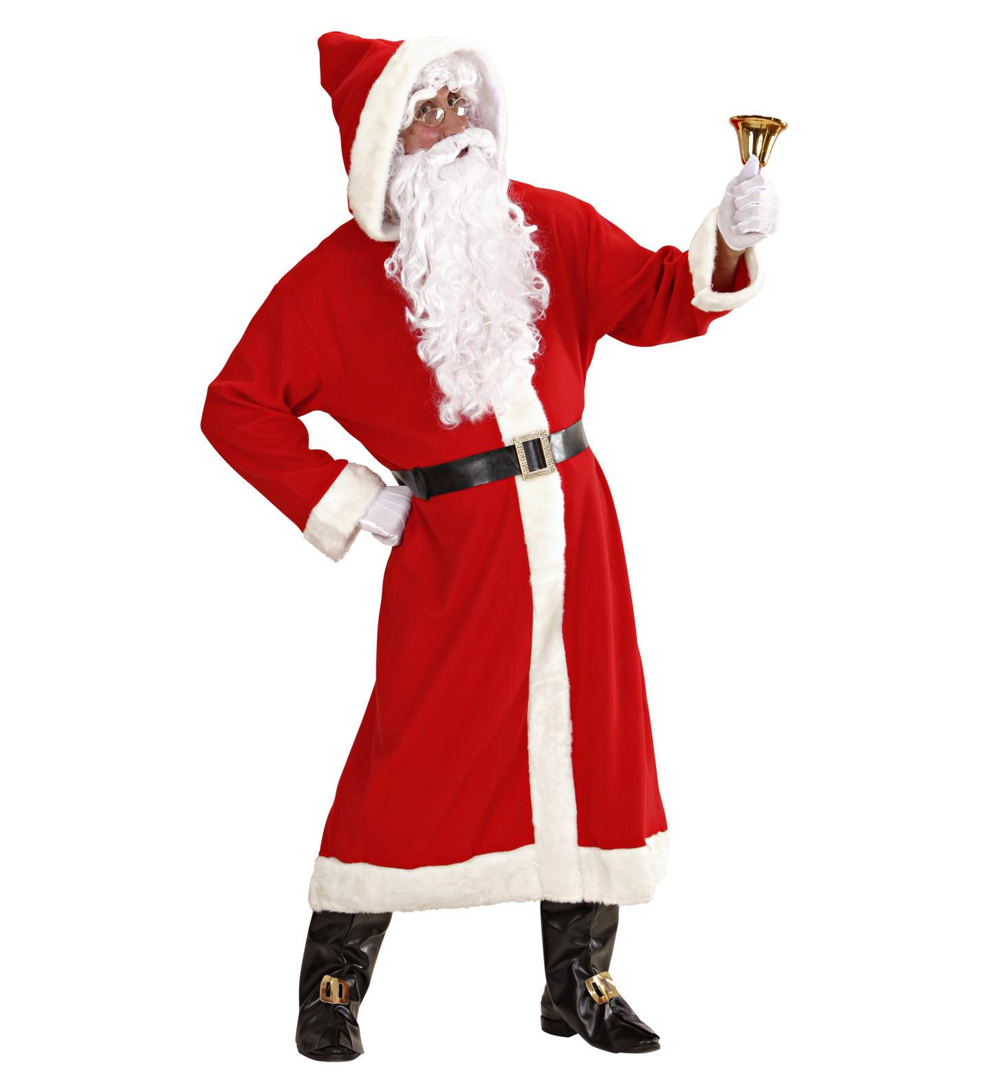Abito Babbo Natale.Abito Babbo Natale Lusso Retro Vestito Natalizio Santa Claus Ps 07842 Pelusciamo Com