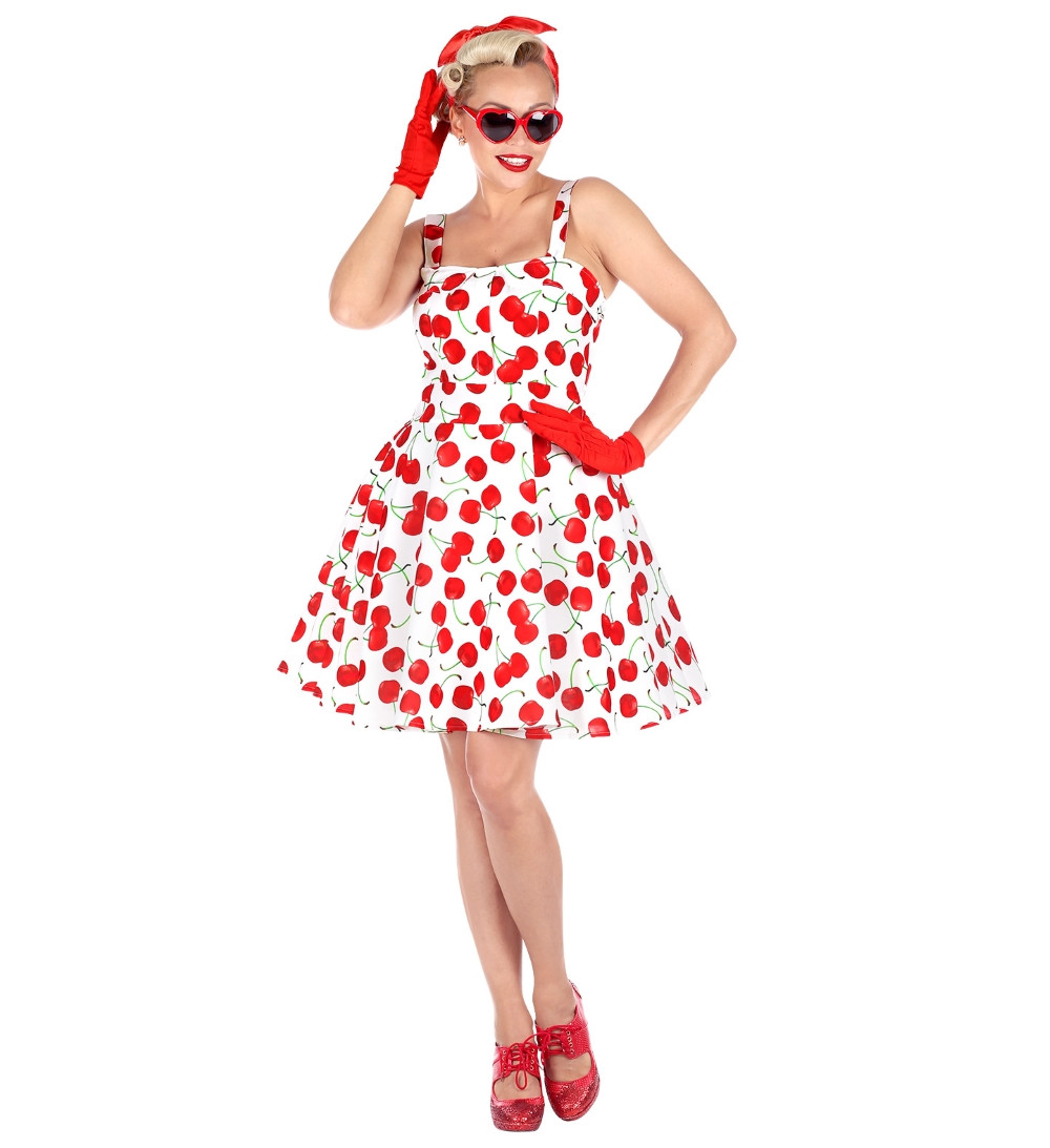 best authentic 305b0 07fc8 Costume Carnevale Donna Anni 50 PS 28624 Pin Up