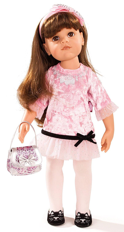 Bambola Hannah Happy Birthday Bambole Realistiche Gotz PS 08103 pelusciamo store Marchirolo