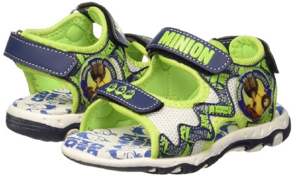 Sandali da bambino minions cattivissimo me *24126 calzature cartoni
