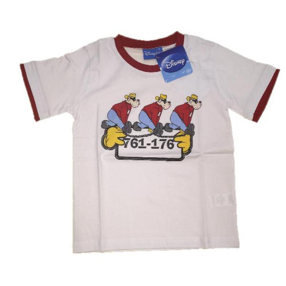 02f5efd5b0e853 T-Shirt Bimbo Banda Bassotti Maglietta maniche corte Disney | pelusciamo.com