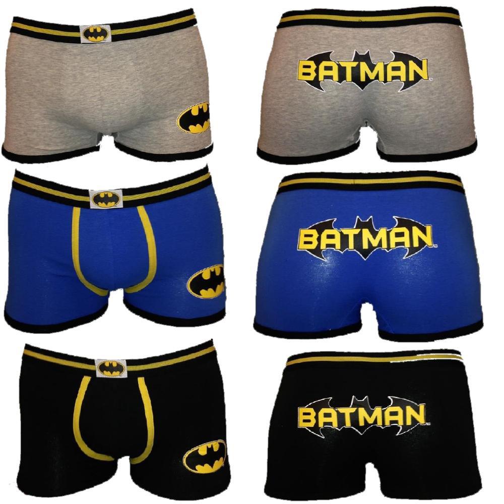 c54de447f42c82 Boxer uomo Batman, Abbigliamento Intimo Super eroi DC comics