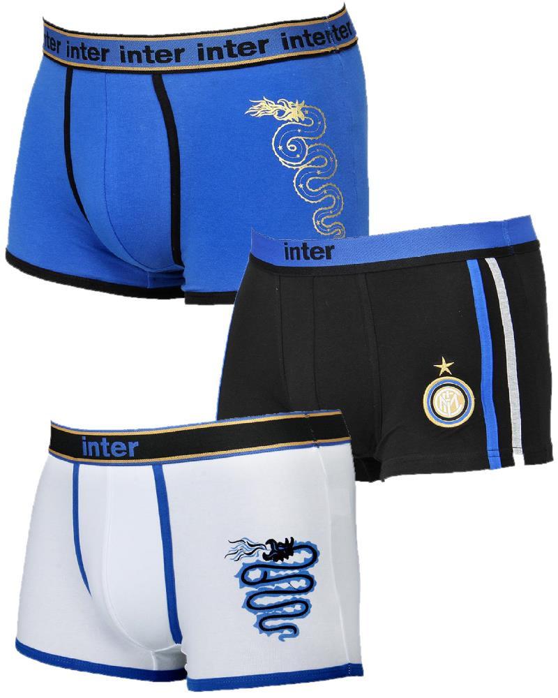 Fc Internazionale Costume Da Bagno Uomo Pantaloncini Inter Mare