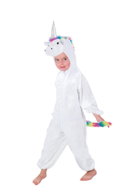 unicorno costume carnevale  Costume Carnevale Unicorno In Peluche Travestimento Pigiamone PS ...