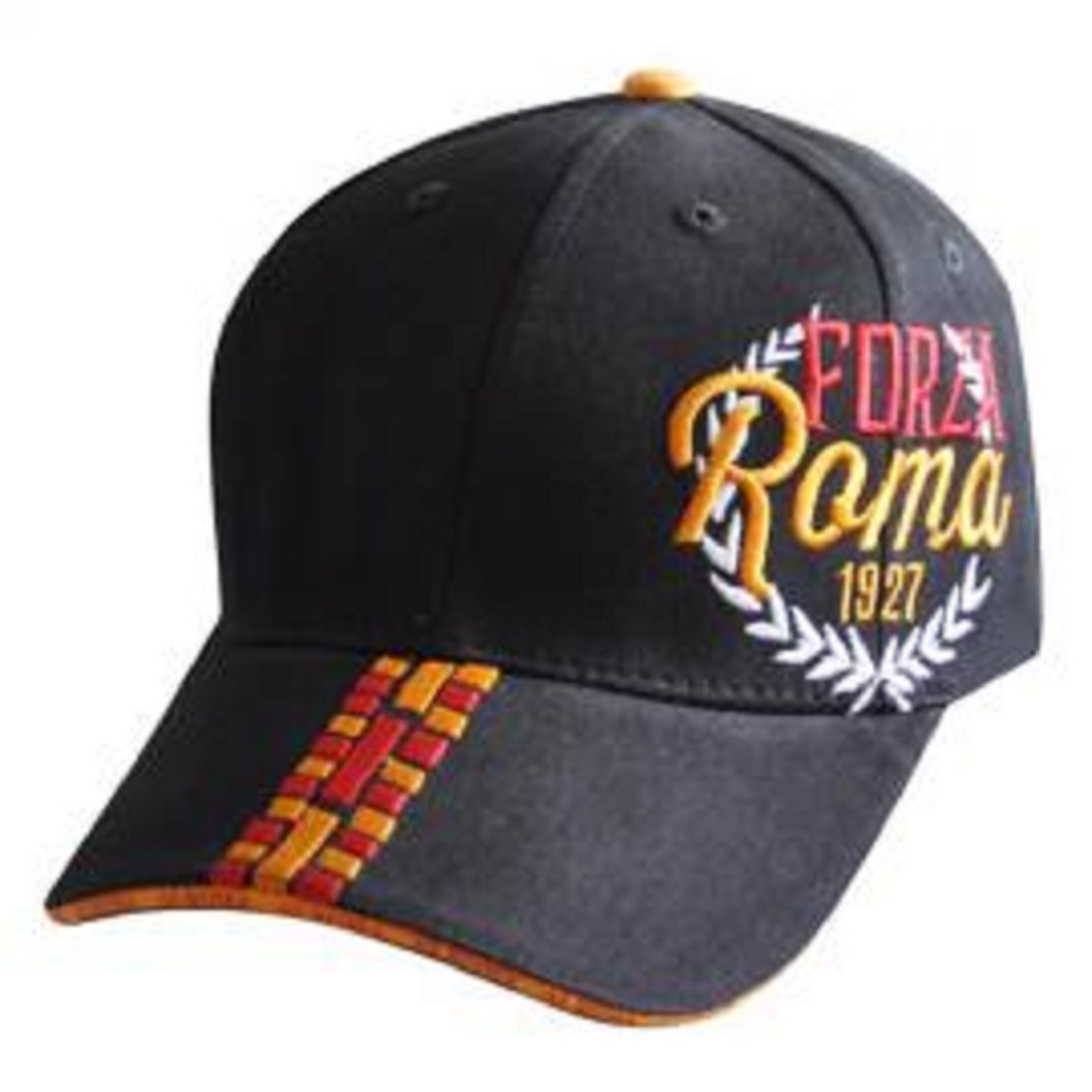 Cappello baseball  ufficiale roma football cappellino