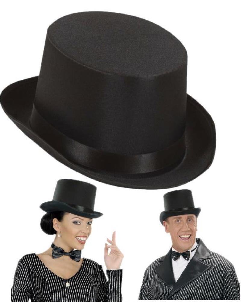 Cappello Cilindro Nero 0eec679fc46e