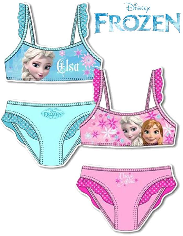 1a45f94fadad Costume da Bagno Disney Bimba bikini Frozen piscina mare *24072 pelusciamo  store
