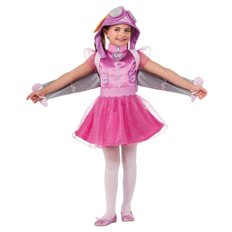 Costume Carnevale bambina Skye - Paw Patrol 05183 ufficiale rubies pelusciamo store