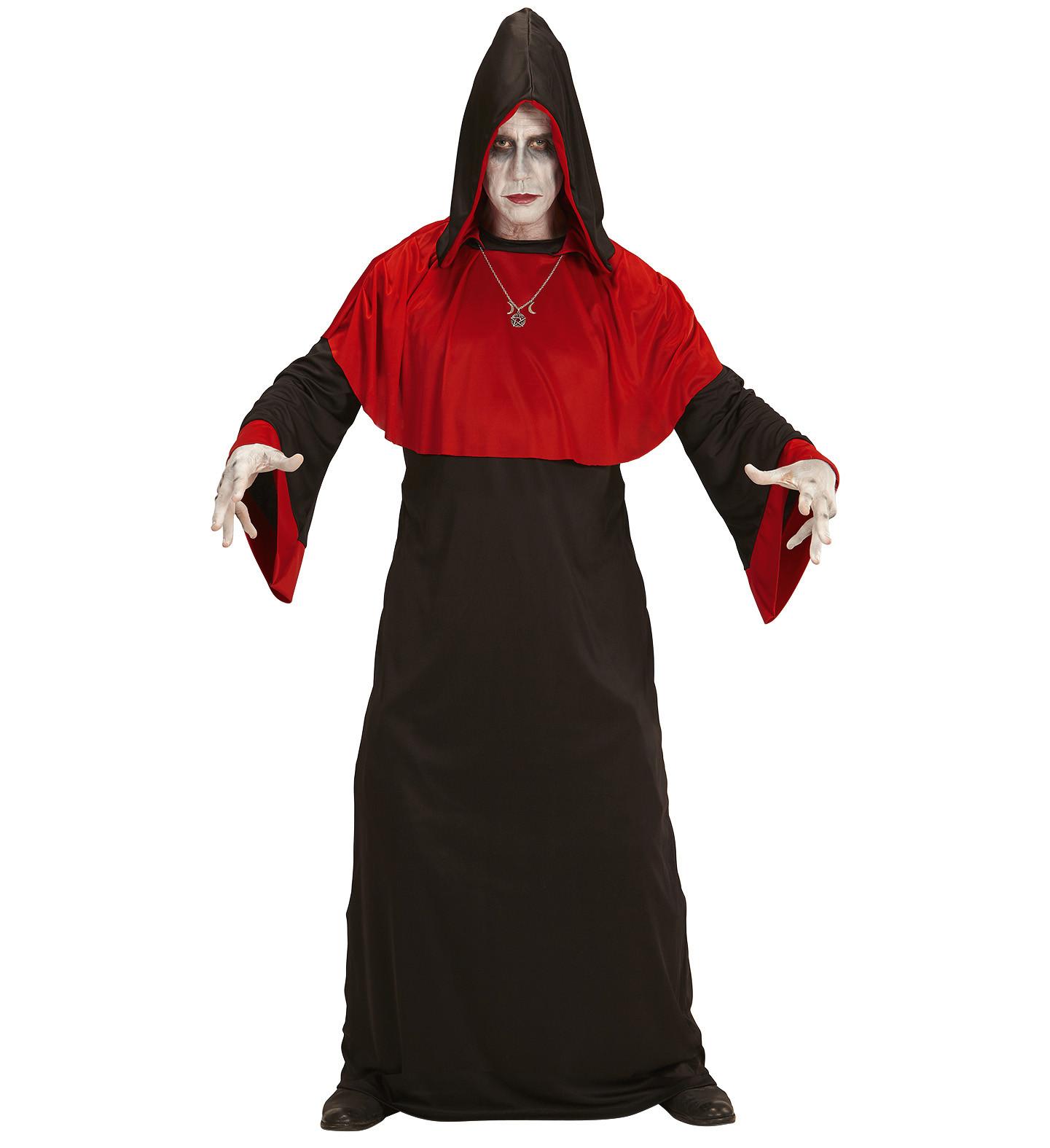 Travestimenti Halloween Uomo.Costume Carnevale Uomo Demone Travestimento Halloween Ps 25616