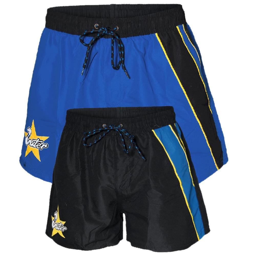 outlet 18f8c 72a01 Costume da Bagno Inter Uomo Pantaloncini Mare Piscina FC Internazionale PS  27360