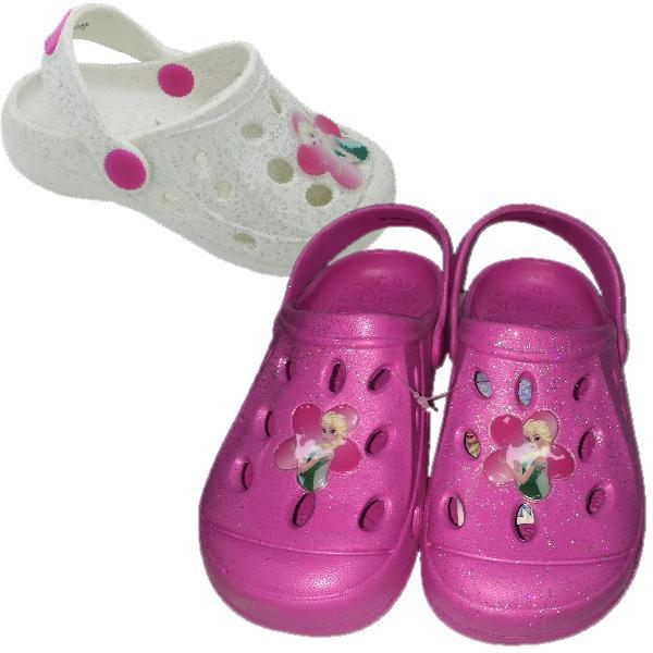 Sandali festa rosa per bambina Crocs Frozen 3tKQqC50ow