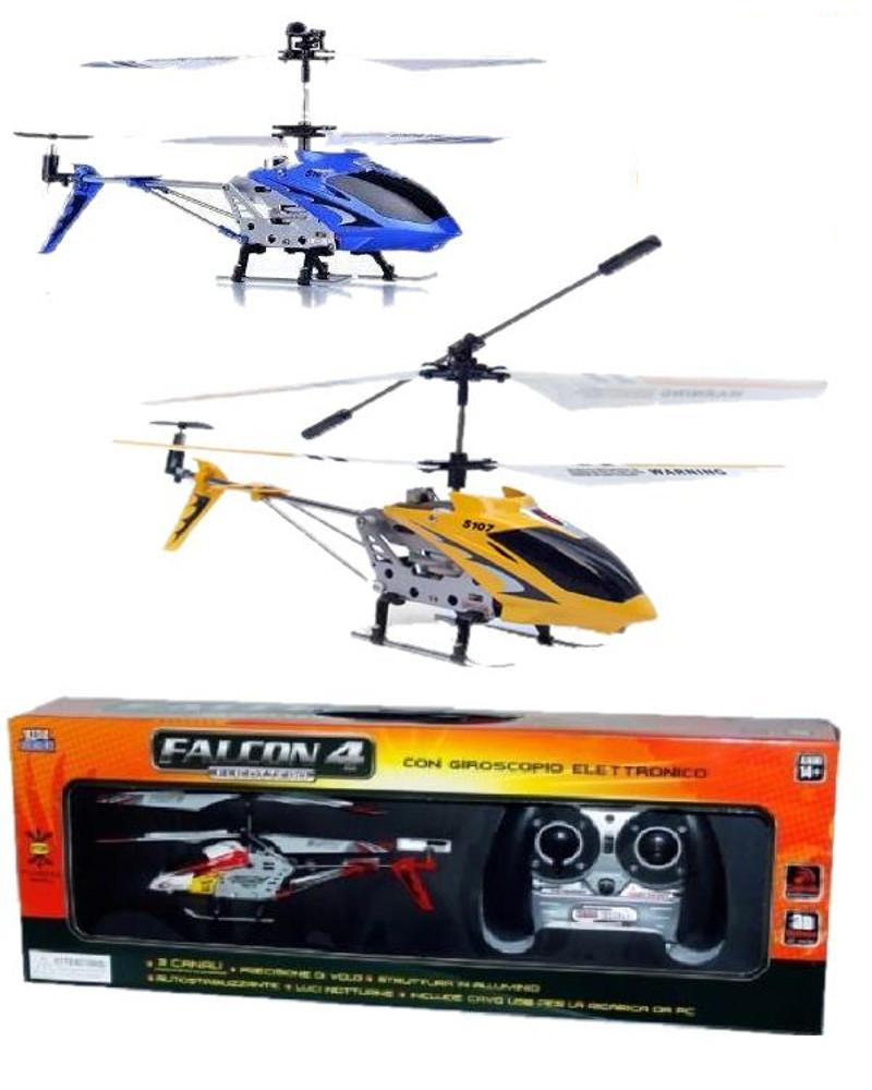 Zaino Elicottero : Elicottero radiocomandato falcon pelusciamo store