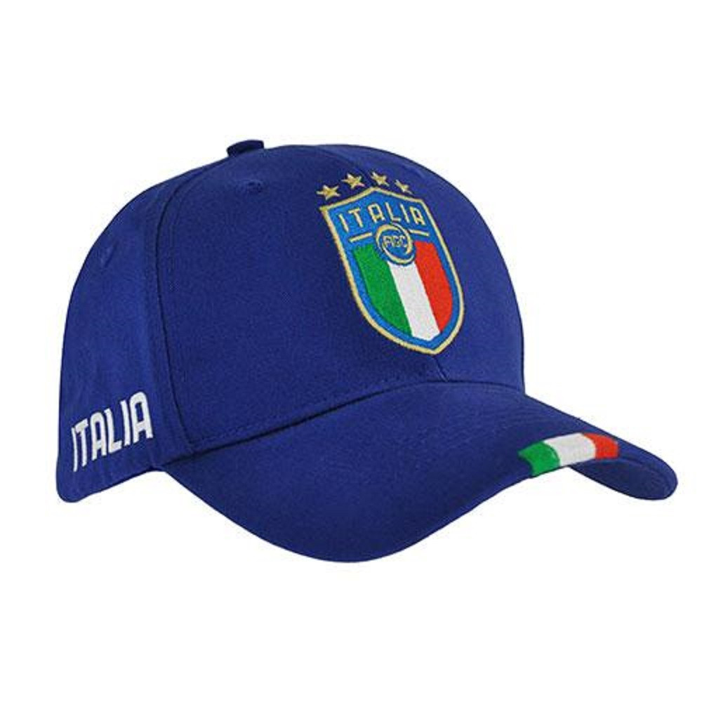 CAPPELLO BANDIERA ITALIA TRICOLORE VISIERA  CAPPELLINO HAT