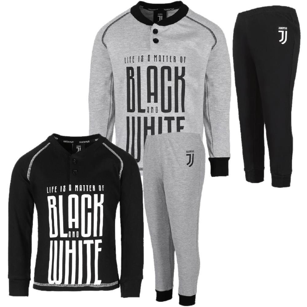 e030e76531 Pigiama Juve Abbigliamento Bambino Juventus F.C JJ. PS 28259 ...