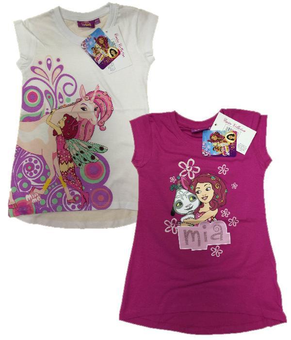 Maglietta Manica Corta Mia And Me Bambina f40d8afa404