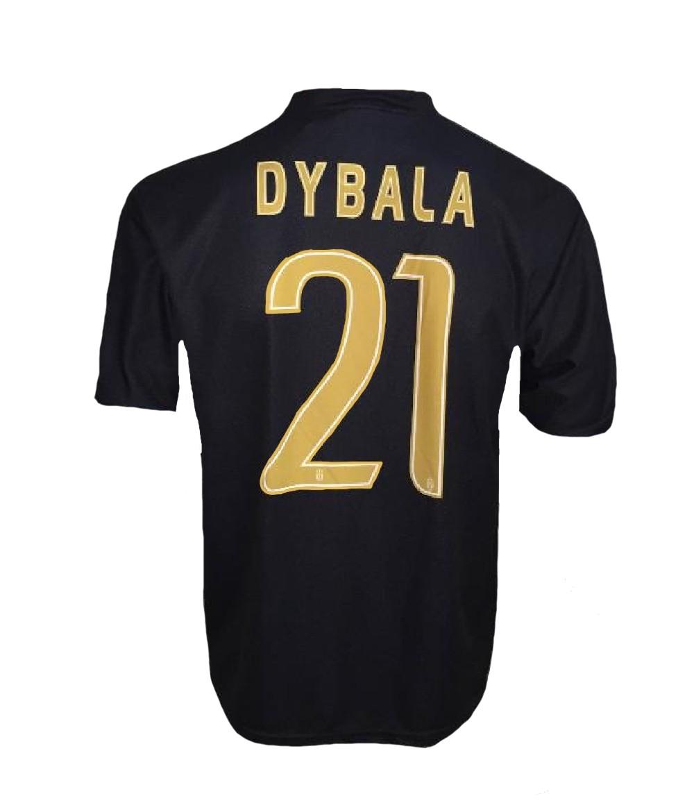 Replica Ufficiale Bambino Maglia Calcio Juventus Dybala Juve PS 22304  f6bbbe01fc6b