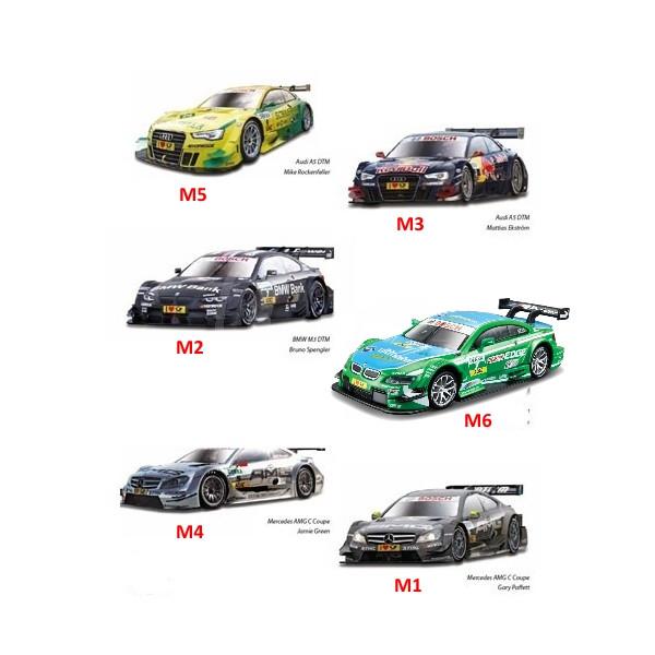 Burago Modellismo Collezione Dtm Modellini Auto Race 1 32