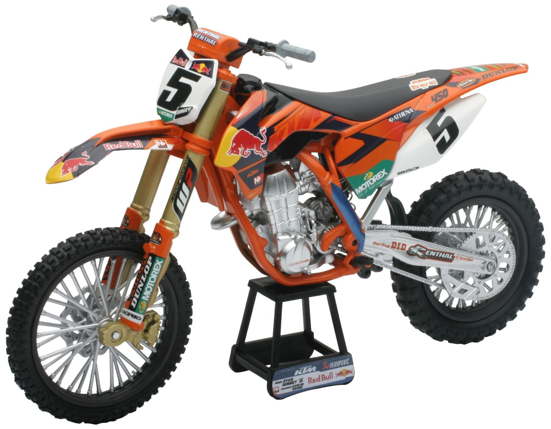 Ktm 450 sx f ryan dungey scala 1 10 modellino motocross - Image de moto cross ktm ...