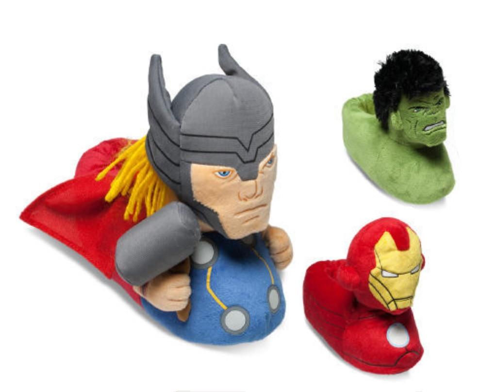 Iron Man Avengers Moppine Marvel Thor Hulk Zapatillas fmYy6gvbI7