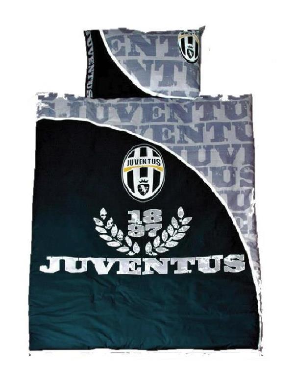 Copripiumino Juventus Singolo.Parure Copripiumino Singolo Juve Fun Juventus Calcio 150x200