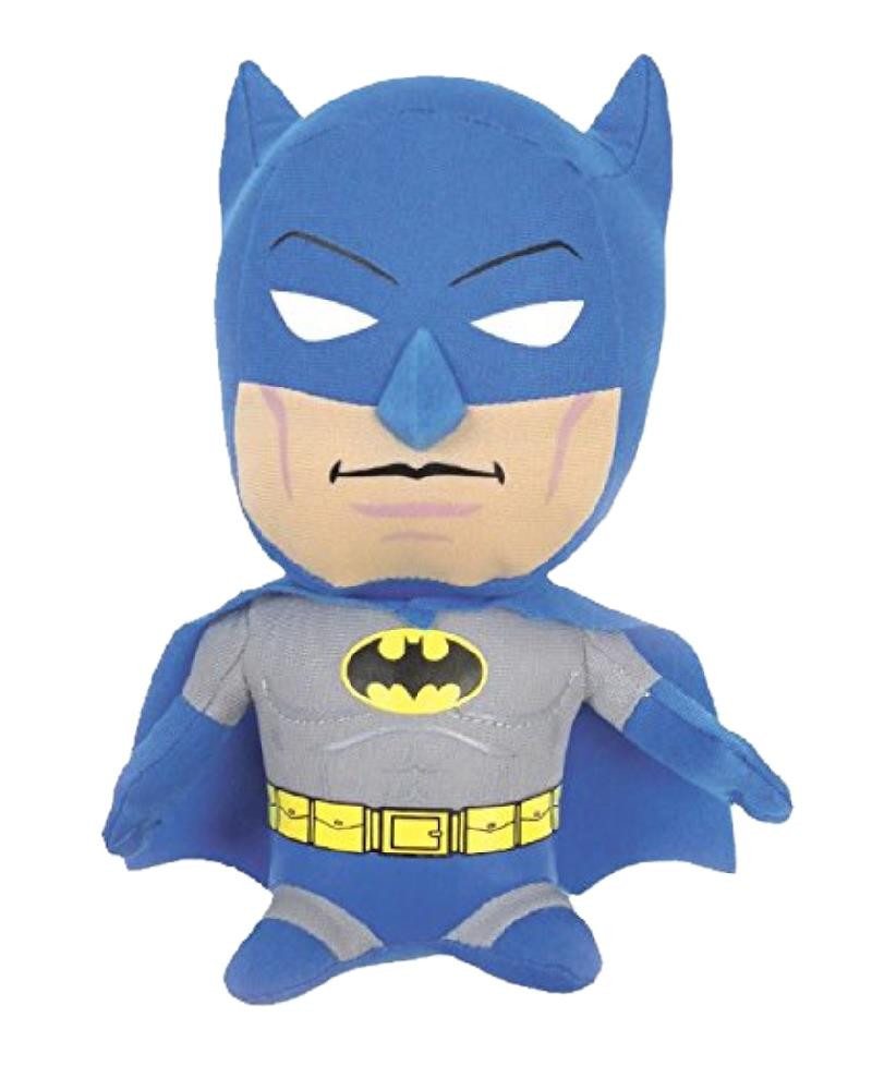 Peluche batman cm super eroi cartoni animati dc comics