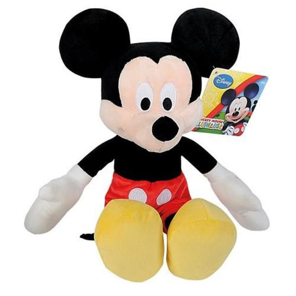 peluche disney topolino mickey club house mickeymouse 30. Black Bedroom Furniture Sets. Home Design Ideas