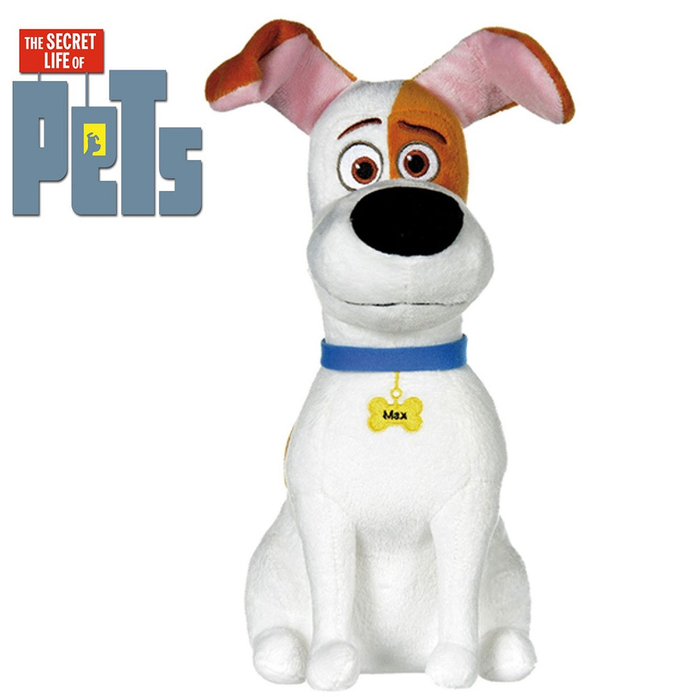 Toy Dog Max From The Filmn Little Pet Shop
