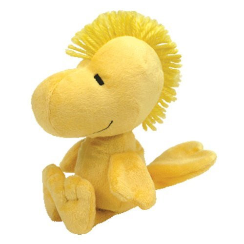 Peluches serie Charlie Brown uccello Woodstock 18 cm. *10334