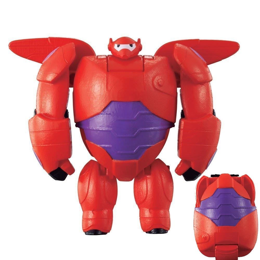 Baymax Rosso Guanti Robot Big Hero 6 Supereroe Costume Halloween Costume da bambino