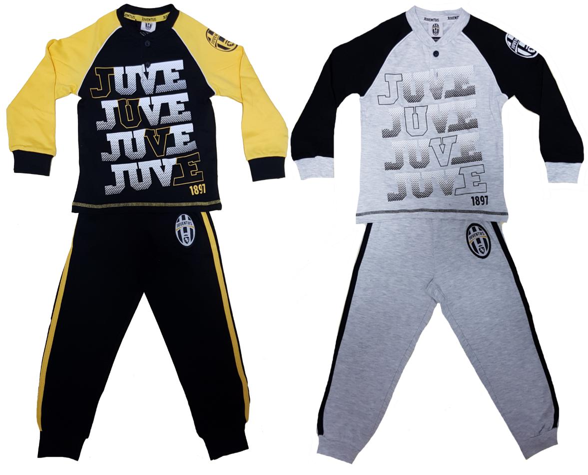 d3326a23af Pigiama Felpato Tuta Bambino Juventus Fc, Abbigliamento Ufficiale |  Pelusciamo.com