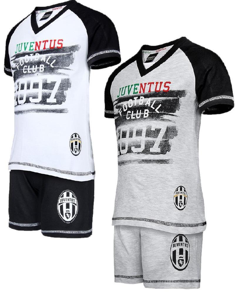 c6525da404 Pigiama corto bambino Juve Abbigliamento Juventus 24974 pelusciamo.com