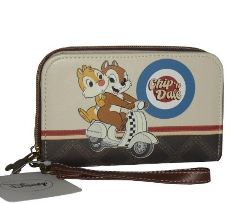 Portafoglio Donna Cip e Ciop Vespa N06311 Disney
