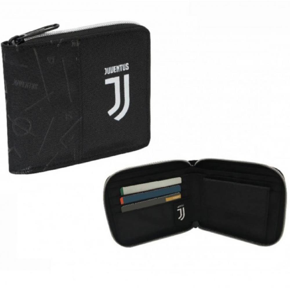 comprare popolare a2eb4 aeec8 Portafoglio Juventus A Zip Prodotto Ufficiale PS 18901