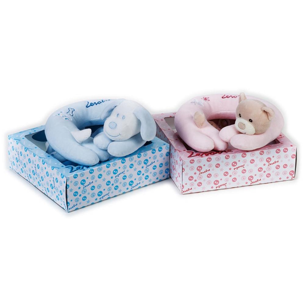 Peluche Baby Relax Poggiacollo Prima Infanzia  | Pelusciamo Store Marchirolo