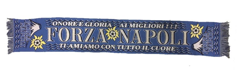Sciarpa  da Stadio Forza Napoli  | Pelusciamo.com