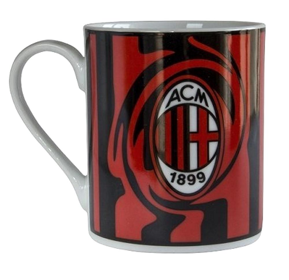 Tazza Milan Mug in Ceramica Rossonera Ufficiale   Pelusciamo.com