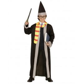 Costume Carnevale Bambino Mago Harry Wizard PS 26356 Pelusciamo Store Marchirolo