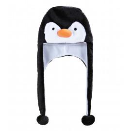 Cappello Invernale Animale Pinguino per Ragazzo, Adulto | Pelusciamo Store