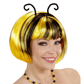 Parrucca Donna da Ape , Accessorio Costume Carnevale | Pelsuciamo.com