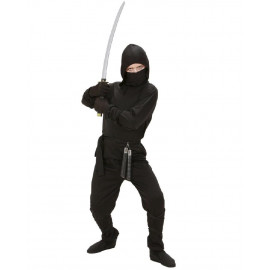 Costume Carnevale Bambino Guerriero Ninja PS 26362 Pelusciamo Store Marchirolo