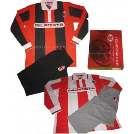 Pigiama Uomo Abbigliamento Ufficiale ACM Milan PS 04158