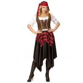 Costume Carnevale Donna Pirata Pirate Girl PS 26241 Pelusciamo Store Marchirolo