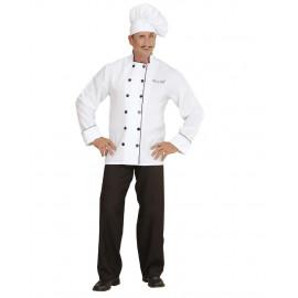 Costume Carnevale Uomo Chef Travestimento da Cuoco PS 26321 Pelusciamo Store Marchirolo