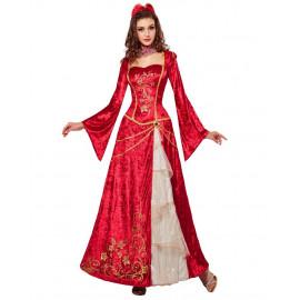 Costume Carnevale Donna Principessa Del Rinascimento PS 26140 Pelusciamo Store Marchirolo