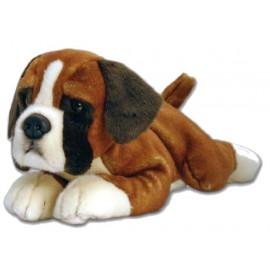 Peluche Cane razza Boxer Mischief 35 cm *09326
