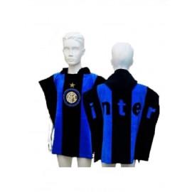 Accappatoio Piscina Bambino Fc Internazionale Poncho bimbo Inter | pelusciamo.com